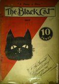 Black Cat (1895-1922 Shortstory) Pulp Vol. 19 #8