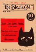 Black Cat (1895-1922 Shortstory) Pulp Vol. 19 #9