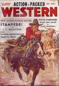 Action-Packed Western (1937-1939 Columbia/Chesterfield) Pulp 1st Series Vol. 2 #2