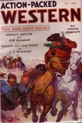 Action-Packed Western (1937-1939 Columbia/Chesterfield) Pulp 1st Series Vol. 2 #3