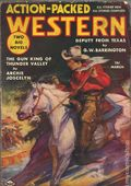 Action-Packed Western (1937-1939 Columbia/Chesterfield) Pulp 1st Series Vol. 2 #4