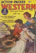 Action-Packed Western (1937-1939 Columbia/Chesterfield) Pulp 1st Series Vol. 2 #6