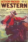 Action-Packed Western (1937-1939 Columbia/Chesterfield) Pulp 1st Series Vol. 3 #1