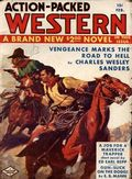 Action-Packed Western (1937-1939 Columbia/Chesterfield) Pulp 1st Series Vol. 3 #2