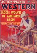 Action-Packed Western (1937-1939 Columbia/Chesterfield) Pulp 1st Series Vol. 3 #3
