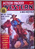 Action-Packed Western (1937-1939 Columbia/Chesterfield) Pulp 1st Series Vol. 3 #5