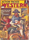 Action-Packed Western (1937-1939 Columbia/Chesterfield) Pulp 1st Series Vol. 3 #6