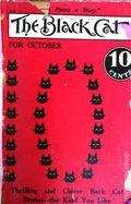 Black Cat (1895-1922 Shortstory) Pulp Vol. 20 #1