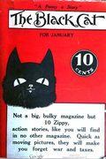 Black Cat (1895-1922 Shortstory) Pulp Vol. 20 #4