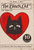 Black Cat (1895-1922 Shortstory) Pulp Vol. 20 #5