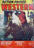 Action-Packed Western (1954-1958 Columbia) Pulp 2nd Series Vol. 1 #1