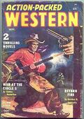 Action-Packed Western (1954-1958 Columbia) Pulp 2nd Series Vol. 1 #2