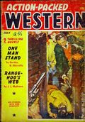 Action-Packed Western (1954-1958 Columbia) Pulp 2nd Series Vol. 2 #1
