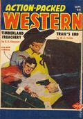 Action-Packed Western (1954-1958 Columbia) Pulp 2nd Series Vol. 2 #2