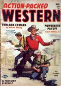Action-Packed Western (1954-1958 Columbia) Pulp 2nd Series Vol. 2 #3