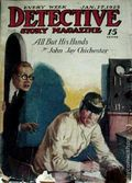 Detective Story Magazine (1915-1949 Street & Smith) Pulp 1st Series Vol. 72 #3