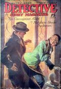 Detective Story Magazine (1915-1949 Street & Smith) Pulp 1st Series Vol. 73 #6