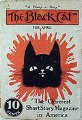Black Cat (1895-1922 Shortstory) Pulp Vol. 20 #7