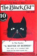 Black Cat (1895-1922 Shortstory) Pulp Vol. 20 #9