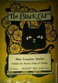 Black Cat (1895-1922 Shortstory) Pulp Vol. 20 #11