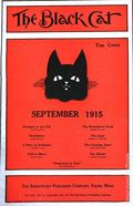 Black Cat (1895-1922 Shortstory) Pulp Vol. 20 #12