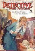 Detective Story Magazine (1915-1949 Street & Smith) Pulp 1st Series Vol. 75 #6
