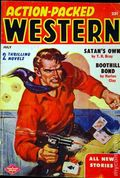 Action-Packed Western (1954-1958 Columbia) Pulp 2nd Series Vol. 3 #1