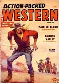 Action-Packed Western (1954-1958 Columbia) Pulp 2nd Series Vol. 3 #4