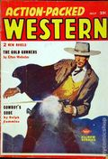 Action-Packed Western (1954-1958 Columbia) Pulp 2nd Series Vol. 4 #2
