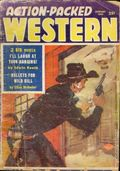 Action-Packed Western (1954-1958 Columbia) Pulp 2nd Series Vol. 4 #3