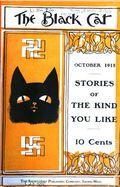 Black Cat (1895-1922 Shortstory) Pulp Vol. 21 #1