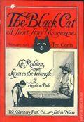 Black Cat (1895-1922 Shortstory) Pulp Vol. 21 #5