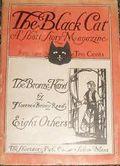 Black Cat (1895-1922 Shortstory) Pulp Vol. 21 #10