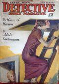 Detective Story Magazine (1915-1949 Street & Smith) Pulp 1st Series Vol. 76 #1