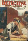 Detective Story Magazine (1915-1949 Street & Smith) Pulp 1st Series Vol. 77 #5