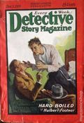Detective Story Magazine (1915-1949 Street & Smith) Pulp 1st Series Vol. 80 #1