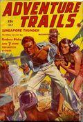 Adventure Trails (1938 Manvis Publications) Pulp Vol. 1 #1