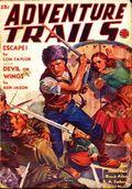 Adventure Trails (1938 Manvis Publications) Pulp Vol. 1 #2