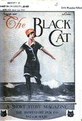 Black Cat (1895-1922 Shortstory) Pulp Vol. 21 #11