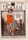Black Cat (1895-1922 Shortstory) Pulp Vol. 21 #12