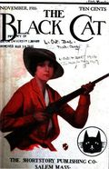 Black Cat (1895-1922 Shortstory) Pulp Vol. 22 #2