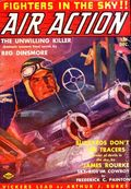 Air Action (1938-1939 Double-Action Magazines) Pulp 1st Series Vol. 1 #1