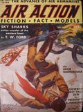 Air Action (1938-1939 Double-Action Magazines) Pulp 1st Series Vol. 1 #2