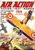 Air Action (1938-1939 Double-Action Magazines) Pulp 1st Series Vol. 1 #3
