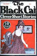 Black Cat (1895-1922 Shortstory) Pulp Vol. 23 #3