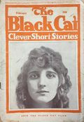 Black Cat (1895-1922 Shortstory) Pulp Vol. 23 #5