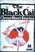 Black Cat (1895-1922 Shortstory) Pulp Vol. 23 #8
