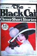 Black Cat (1895-1922 Shortstory) Pulp Vol. 23 #9
