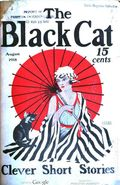 Black Cat (1895-1922 Shortstory) Pulp Vol. 23 #11