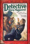 Detective Story Magazine (1915-1949 Street & Smith) Pulp 1st Series Vol. 81 #1